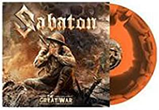 The Great War - Exclusive Limited Edition Orange And Brown Vinyl LP