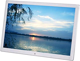 Digital Photo Frame, 17 inch HDMI HD Advertising Player with 1400x900 High Resolution 16:9 FHD IPS Screen Image Preview 10...
