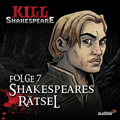 Shakespeares Rätsel audiobook cover art