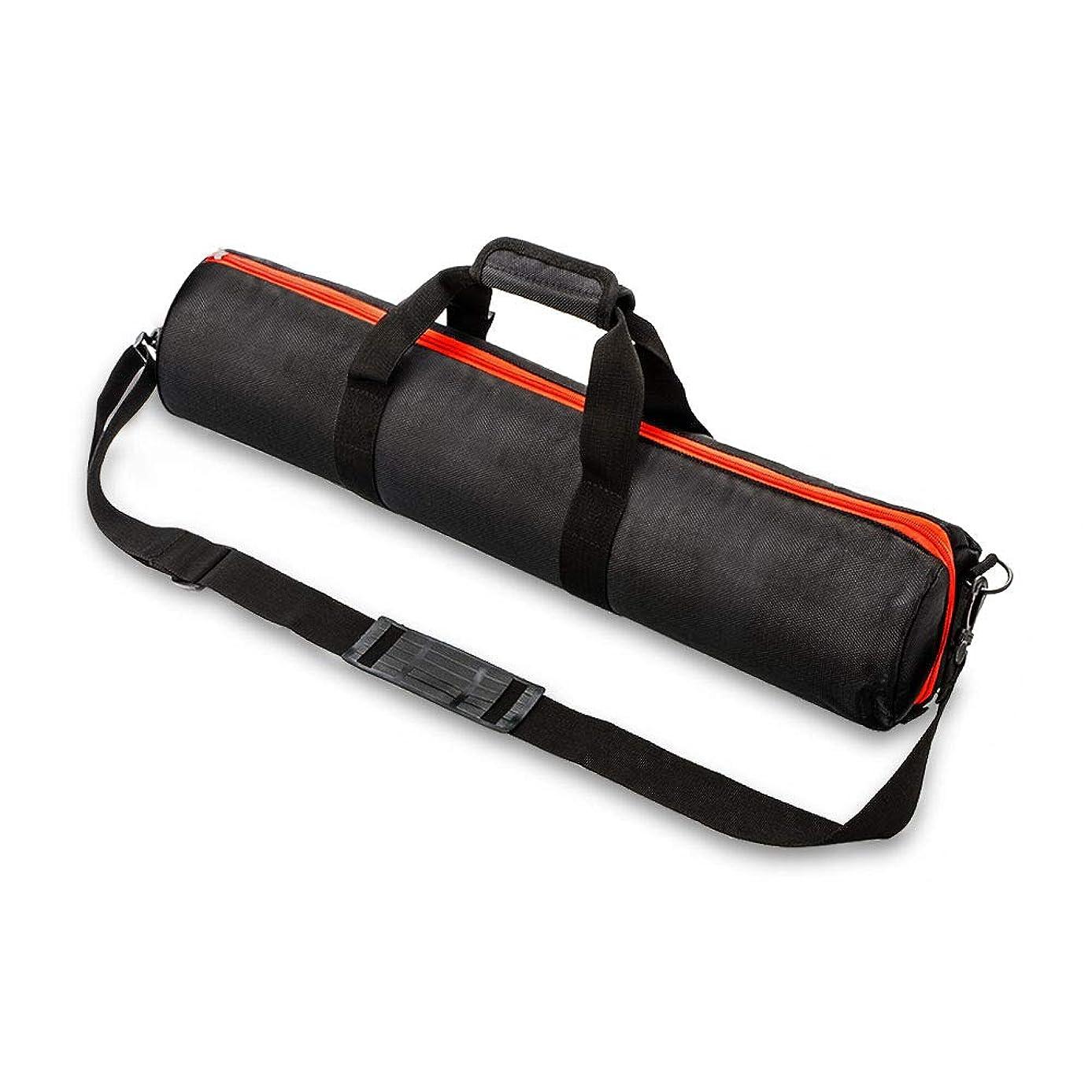 スナック記憶涙UTEBIT 三脚ケース 65cm ライトスタンド/マイクスタンド/楽器/一脚 キャリーバッグ 収納バッグ 肩ひもに付き 厚めのクッション入り 手持ち/肩掛け/斜め掛けに対応