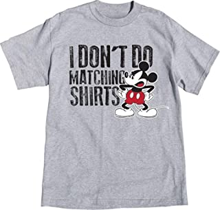 Best i don t do matching disney shirts Reviews