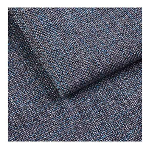 yankai 100% Baumwolle Stoff Stoff Leinen Einfarbig Leinwand Vorhang Grobe Muster Sofa Soft Pack Hochzeit Feste Breite 1,5M NIU