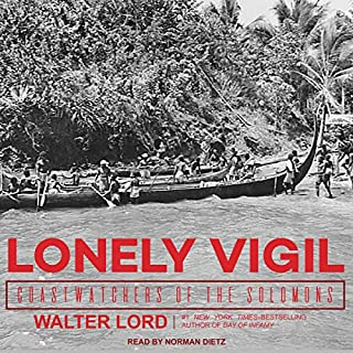 Lonely Vigil cover art