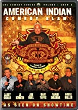 American Indian Comedy Slam Goin' Native No Reservations Needed