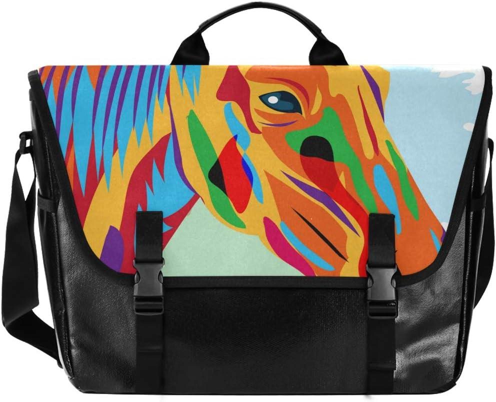 Messenger Bag Painted Horse Soldering shipfree Unisex Office Satchel Casu Briefcase