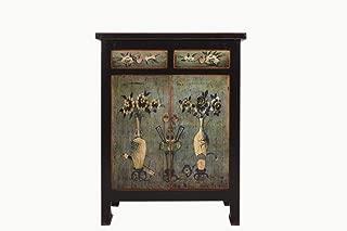 opium outlet - Cómoda China, diseño Vintage, Estilo Colonial