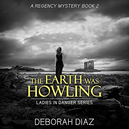 The Earth Was Howling audiobook cover art