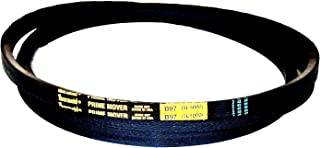 HBD/Thermoid B97 Prime Mover Belt, Rubber