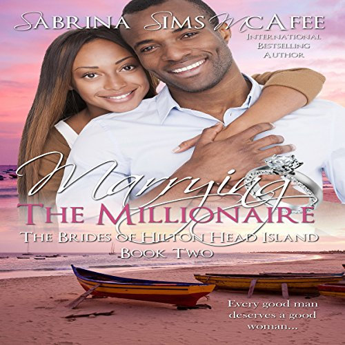 Marrying the Millionaire audiobook cover art