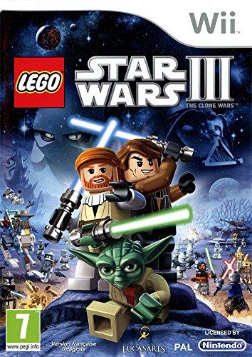 Lego Star Wars III : the Clone Wars [Importación francesa]