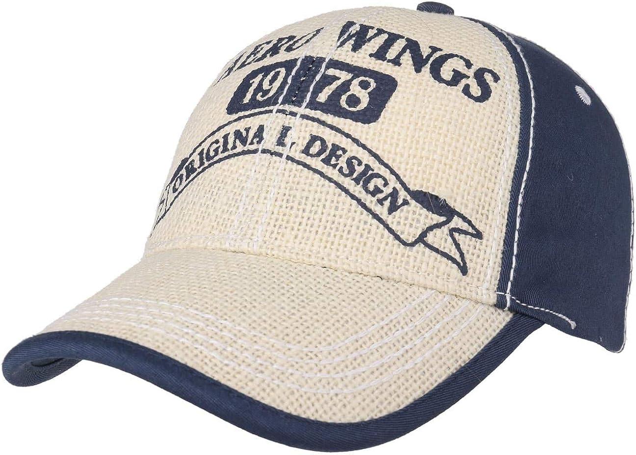 Lipodo Aero Wings Baseball Cap Men Max 48% OFF Beauty products - Women