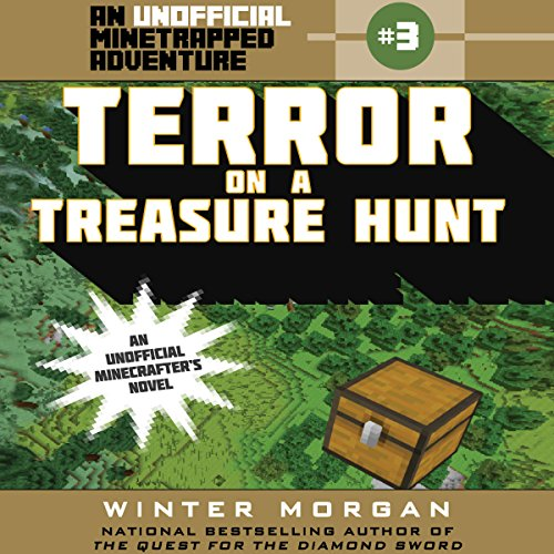 Terror on a Treasure Hunt cover art