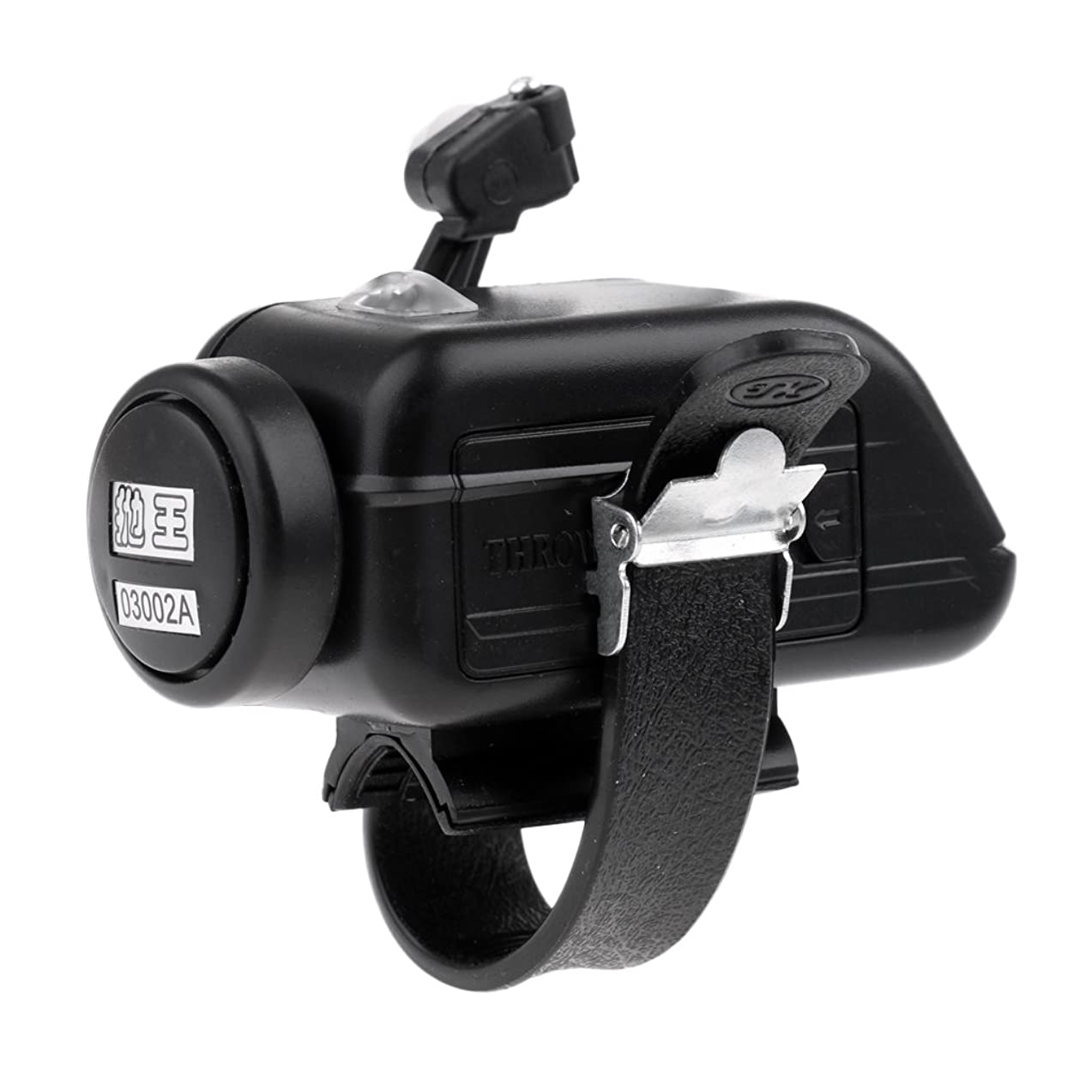 使い込む残忍なスリットBaosity ロッド用 バイトアラーム 釣りアラーム ブザー センサー 魚当たりを知らせ 調整可能 光と音機能