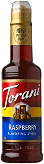 Torani Syrup, Raspberry, 12.7 Ounces