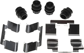 ACDelco 18K1047X Professional Front Disc Brake Caliper Hardware Kit with Clips and Seals