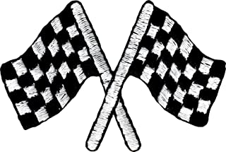Best checkered flag patch Reviews