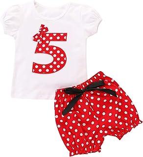 Shorts Overoles Trajes Ropa de Dos Piezas Conjuntos beb/és Ropa para ni/ños Varones Caballero Pajarita Camiseta Tops Btruely Conjuntos de beb/é