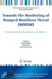 Towards the Monitoring of Dumped Munitions Threat (MODUM): A Study of Chemical Munitions Dumpsites in the Baltic Sea