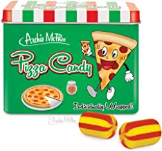 Pizza Flavored Candy in 2.5 oz Collectible Tin!