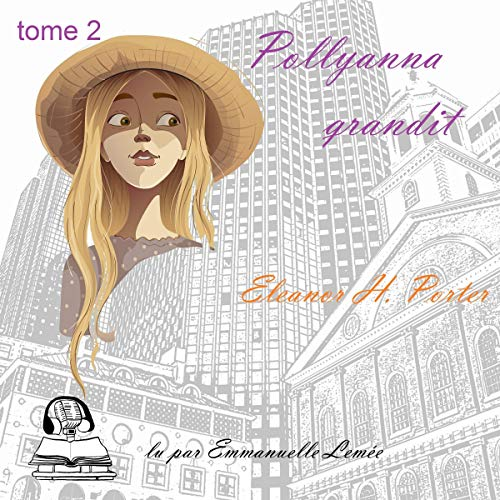 Pollyanna grandit audiobook cover art
