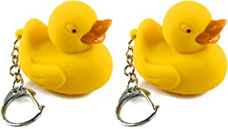 Best duck keychain with light and sound Reviews