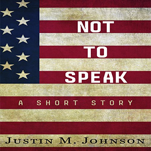 Not to Speak audiobook cover art