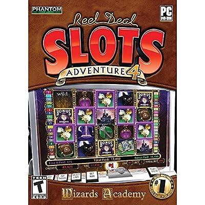 Reel Deal Slots Adventure 4