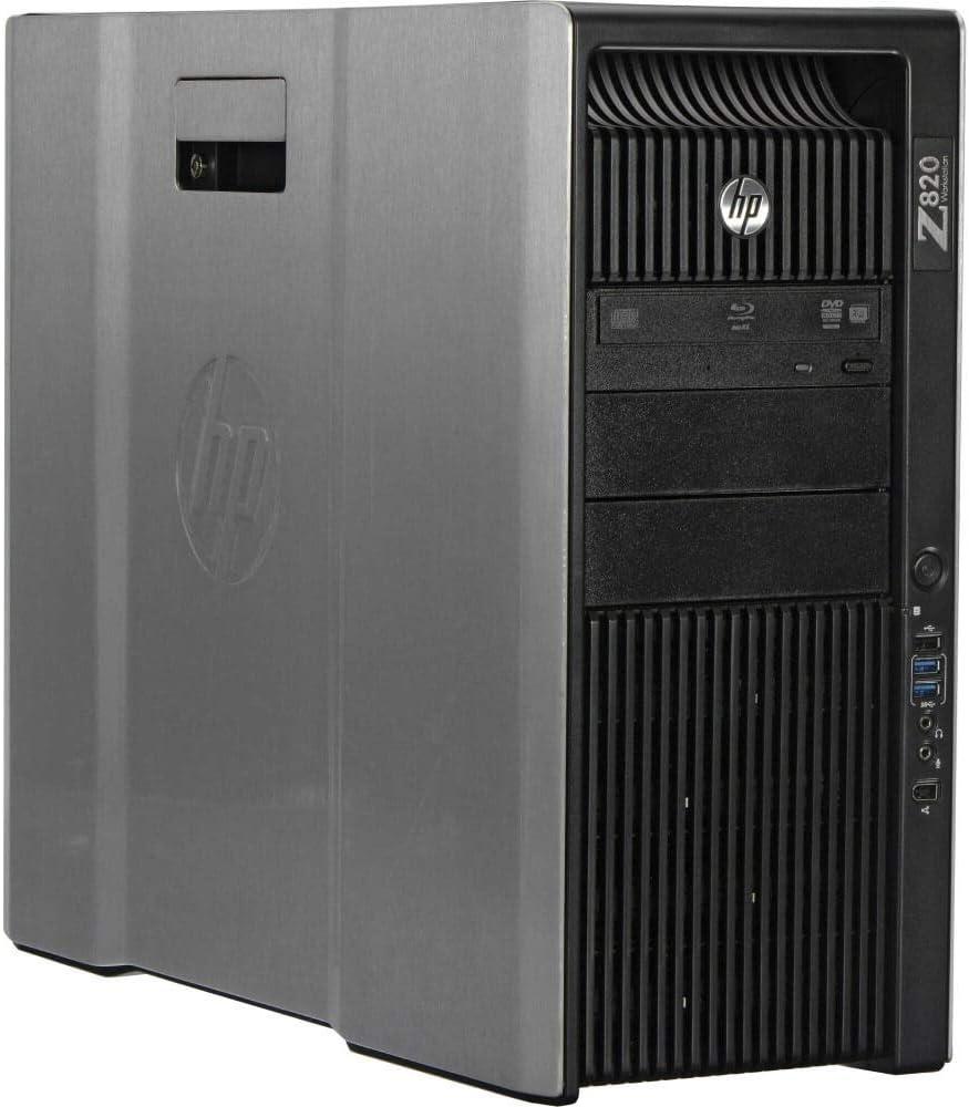 Atlanta Mall HP Z820 PTC Creo Workstation E5-2687w 500 Spring new work 8 3.4Ghz V2 Cores 16GB