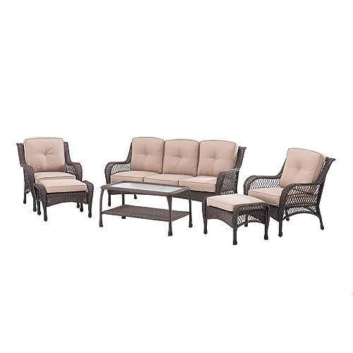 Prime Deep Seating Patio Furniture Amazon Com Home Interior And Landscaping Ologienasavecom