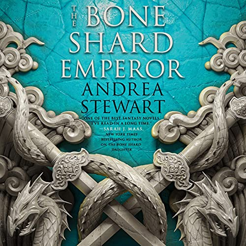 The Bone Shard Emperor cover art