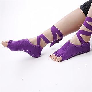 Dance Band Socks Non-Slip Deodorant Sweat Apply to Women Yoga Socks,Fully Breathable