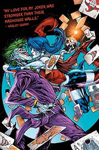 61yn0TZtuPL Harley Quinn DC Comics Posters