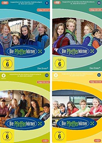 Staffeln 9-12 Set (8 DVDs)