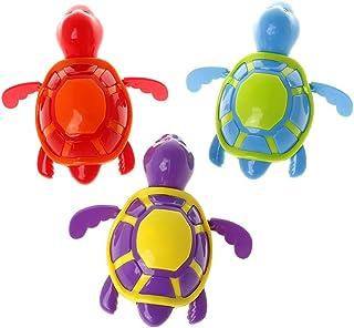 ZOUCY Juguete Educativo Sobre Tortugas, Tortuga Linda para Nadar Tortuga Piscina Juguetes para bebés,