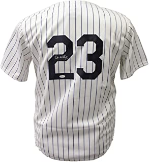 Don Mattingly Autographed Signed New York Yankees Jersey - JSA Certified Authentic
