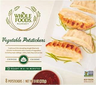 Whole Foods Market, Vegetable Potstickers, 8 ct, (Frozen)