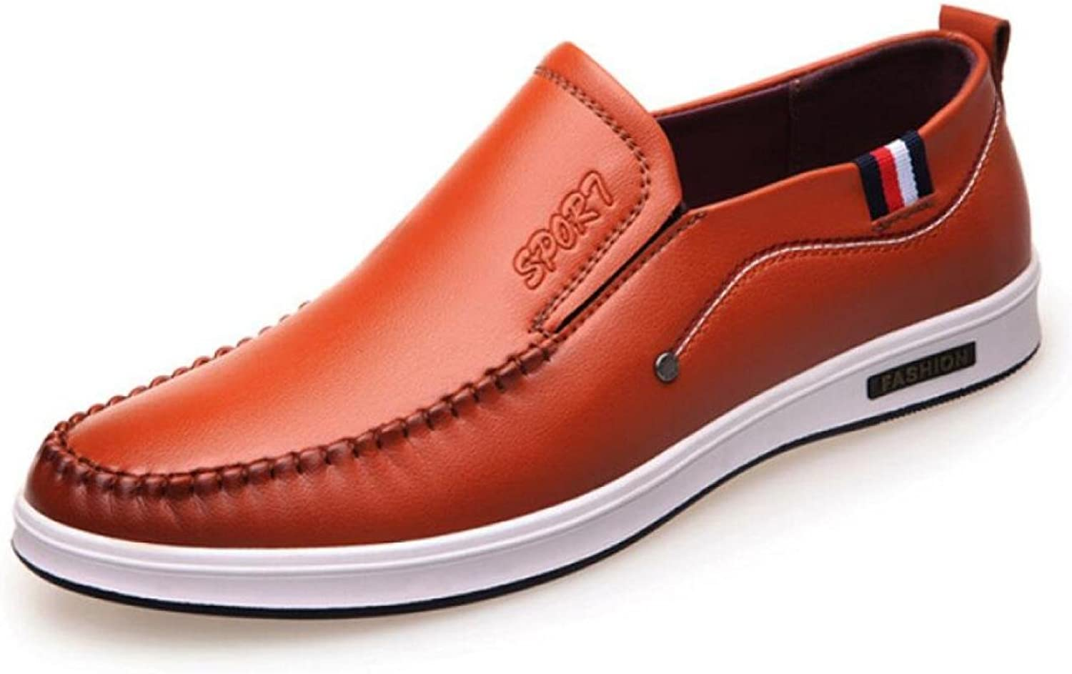 GTYMFH Spring England Casual shoes Men's Youth Breathable Men's shoes