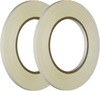 2 Pcs Masking Tape for Painting Painters Tape 5mm of Painting Masking Tape for Decorating Crafts Spraying Adhesive Tape
