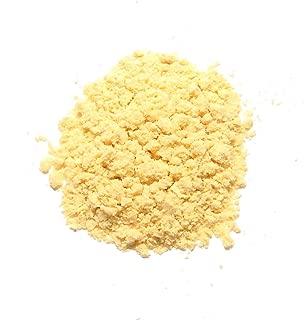 Hot Mustard Powder - 1/2 Pound ( 8 Ounces ) - Oriental Type Ground Yellow Mustard by Denver Spice