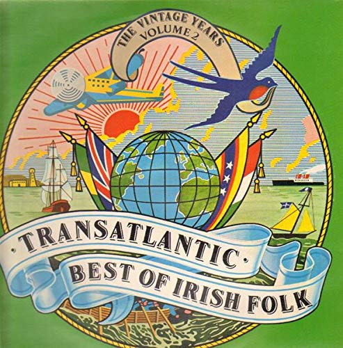 Best Of Irish Folk (The Vintage Years Volume 2 [Vinyl LP] [Vinyl LP]