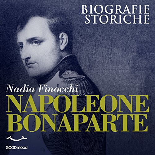 Napoleone Bonaparte audiobook cover art