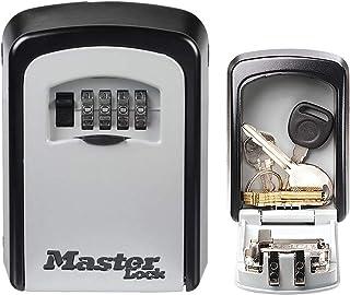 Master Lock Sleutelkluis [Middelgroot] [Muurbevestiging] [Buiten] [Beschikbaar in 2 kleuren] - 5401EURD - Sleutelkluis