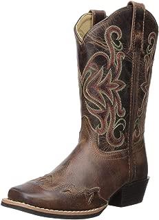 Toddler-Girls' Denver Western Boot Round Toe