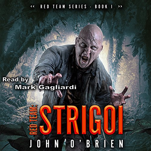 Red Team: Strigoi cover art