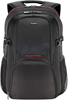 Targus Rolling Backpack Case for 15.4-Inch Laptops, Black (TSB700) Black
