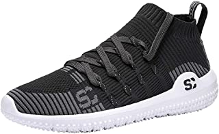 Yamall Men'S Athletic Running Shoes Fashion Sneakers Casual Walking Shoes For Men Tennis Baseball Racquetball Cycling