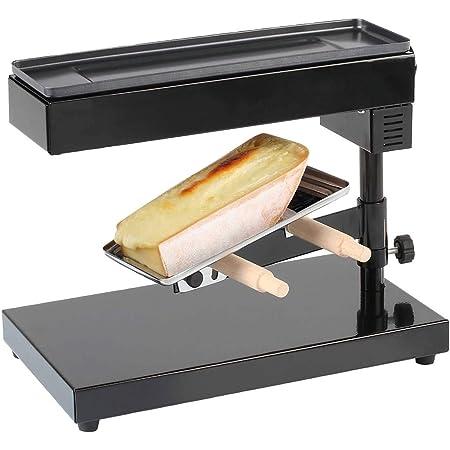 Livoo - Appareil à raclette traditionnel DOC159 Noir
