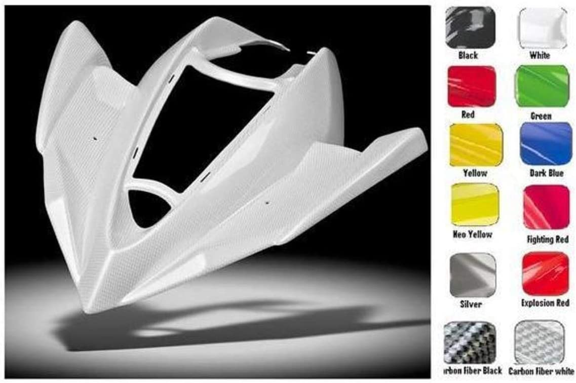 Maier 12150-2 Red Front Fender