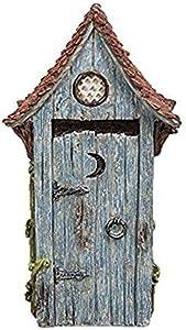 Miniature World Vivid Arts Plus - Outhouse azul (MWP-201)