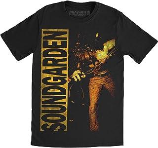 FEA Merchandising Men's Sound Garden Louder Than Love Lightweight T-Shirt